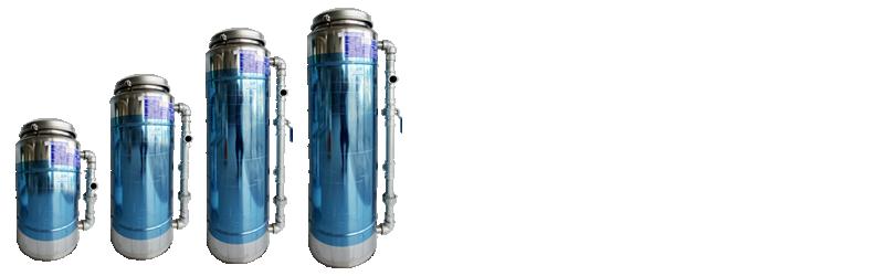 filtros de agua central